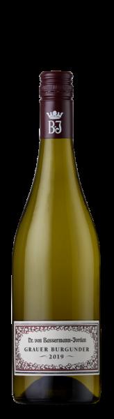 Grauer Burgunder trocken - Weingut Geheimer Rat Dr. von Bassermann Jordan