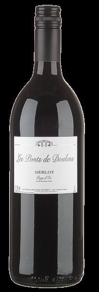 Luc Pirlet Merlot Les Ponts de Doulens - Domaine Luc Pirlet