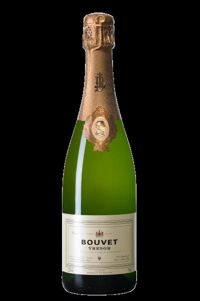 BOUVET Cuvée Tresor Brut - Bouvet-Ladubay