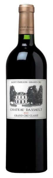 Chateau Dassault St. Emilion grand cru classé