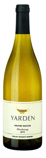 Chardonnay - Yarden-Golan Heights