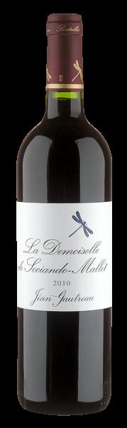 La Demoiselle de Sociando-Mallet - Château Sociando-Mallet - Jean Gautreau