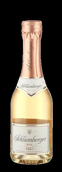 Sekt Sparkling Rose Brut - Schlumberger - im Pikkolo