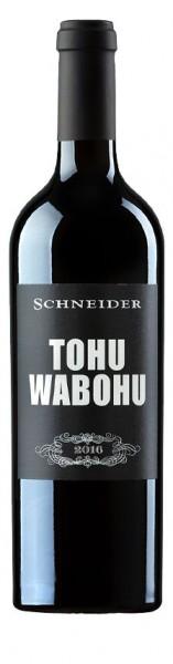 Rotweincuveé 'Tohuwabohu' - Markus Schneider
