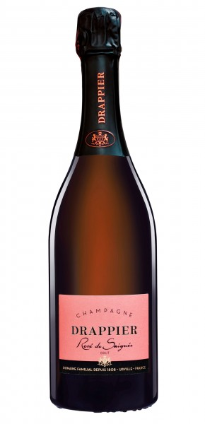 Champagner Drappier Brut Rosé