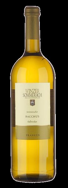 Sommeracher Bacchus halbtrocken - Winzer Sommerach