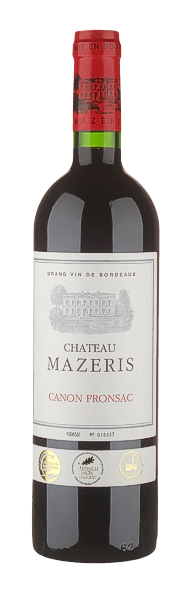 Château Mazeris - Canon Fronsac
