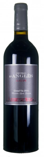 Chateau d`Angles Grand Vin Rouge La Clape
