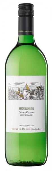Grüner Veltliner 'Heuriger' trocken - Winzer Krems - Krems