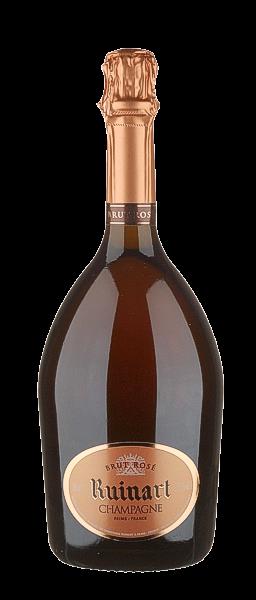 Champagner Ruinart Rosé Brut -halbe Flasche = 0,375 Liter -