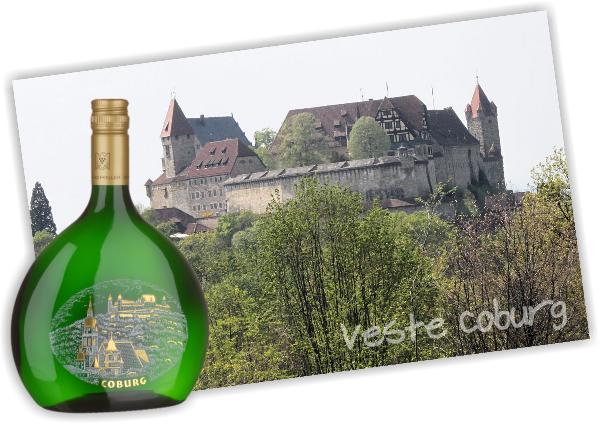 Coburg Wein Sonderbocksbeutel