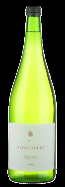 Silvaner Meintzinger Literflasche