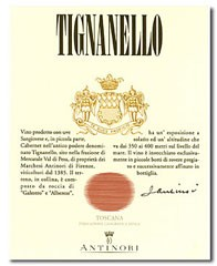 Tignanello Toskana IGT (Antinori)
