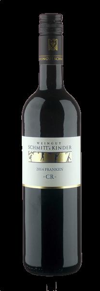 Cuveé rot trocken - Weingut Schmitt's Kinder - Randersacker