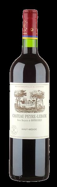 Chateau Peyre-Lebade Cru Bourgeois - Baron Benjamin de Rothschild