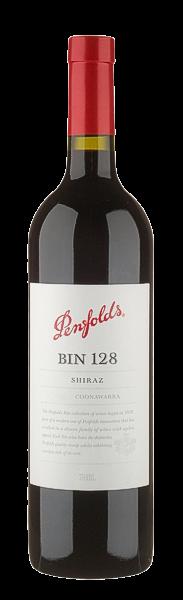 Coonawarra Shiraz Bin 128 - Penfolds Wines - Magil