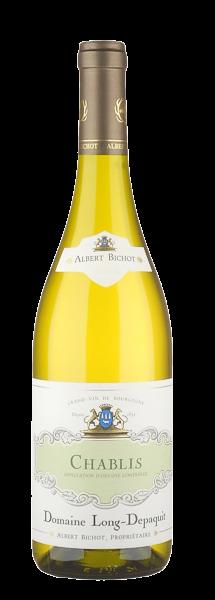 Chablis Domaine Long Depaquit - Albert Bichot - Bourgogne | 0,375 Liter