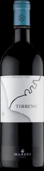 TIRRENO Maremma Toskana rosso doc Marchesi Mazzei