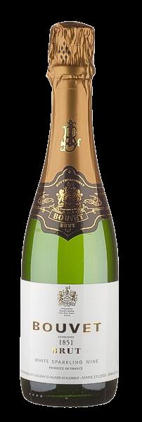 Bouvet Brut - Bouvet-Ladubay - Halbe Flasche 0,375 L