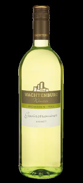 Gewürztraminer Kabinett lieblich - Wachtenburg Winzer eG
