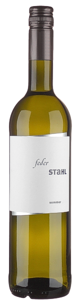 feder stahl cuvee sommer - Weißweincuveé trocken - Winzerhof Stahl