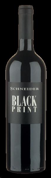 black print