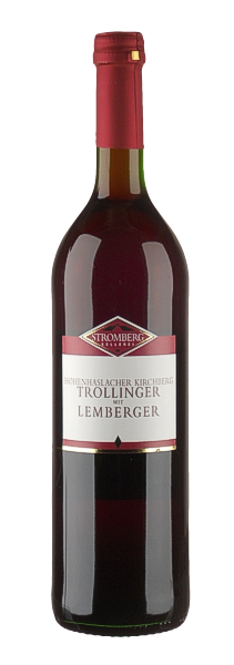 Hohenhaslacher Kirchberg Trollinger mit Lemberger - Stromberg Kellerei - Bönnigheim
