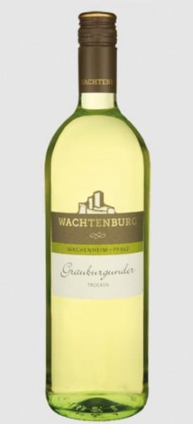 Grauburgunder trocken - Wachtenburg Winzer - Wachenheim