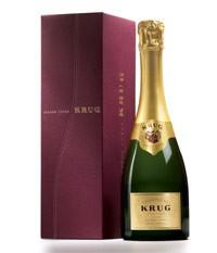 Champagner Krug brut Grand Cuveé