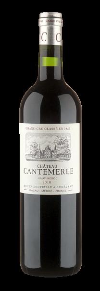 Chateau Cantemerle - Grand Cru - Haut-Medoc