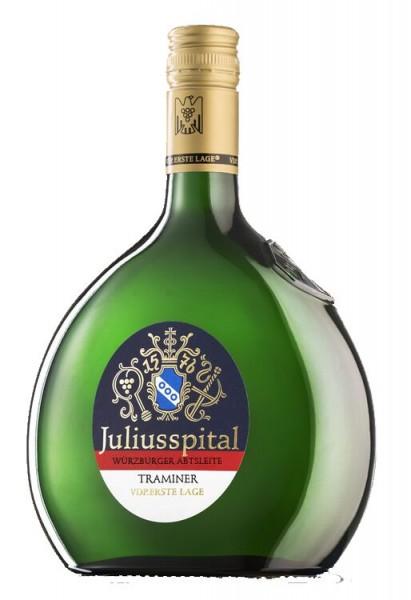Würzburger Abtsleite Traminer VDP. Erste Lage Juliusspital