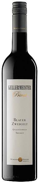 Kellermeister Privat Blauer Zweigelt - Winzer Krems Sandgrube 13