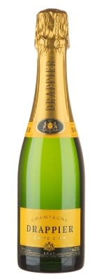 Champagner Drappier Carte d´Or brut 0,375 L
