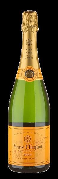 Champagner Veuve Clicquot Ponsardin brut in Magnumflasche