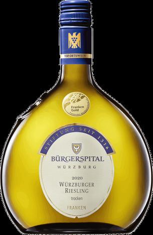 Würzburger Riesling trocken - Bürgerspital Würzburg