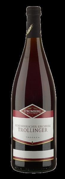 Hohenhaslacher Kirchberg Trollinger trocken - Stromberg Kellerei - Bönnigheim