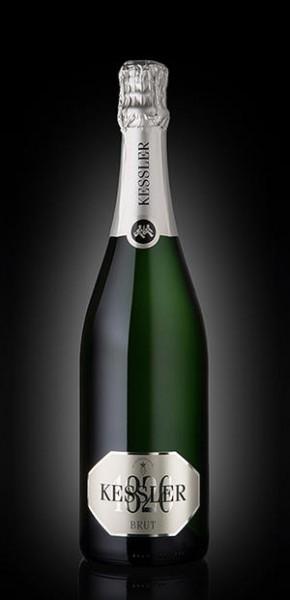 Sekt Cabinet Impérial Brut - Kessler - in Halber Flasche