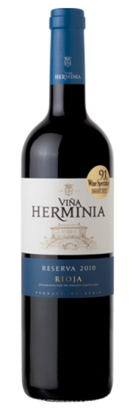 Reserva - Vina Herminia - Rioja
