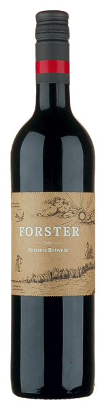 Forsters Rotwein lieblich