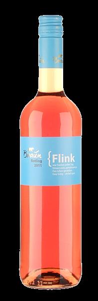 Volkacher Rotling 'flink' feinherb - Weingut Heinz Braun - Fahr