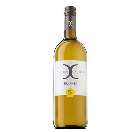 Castell-Castell Silvaner trocken - 1 Liter