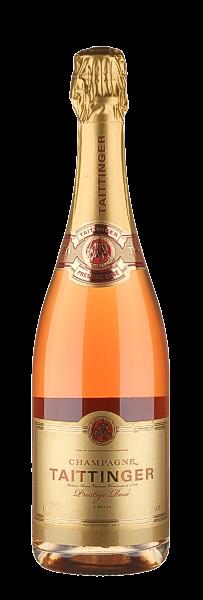 Champagner Taittinger Prestige Brut Rosé
