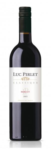 Luc Pirlet Merlot 'Classique' - Domaine Luc Pirlet