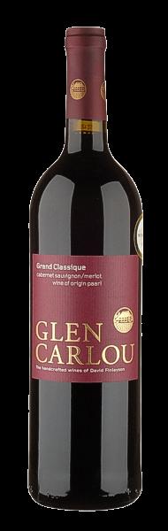 Cabernet-Sauvignon / Merlot Grand Classique - Glen Carlou - Klapnmuts, South Africa