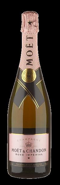 Champagner Moet & Chandon Brut Rosé Imperial
