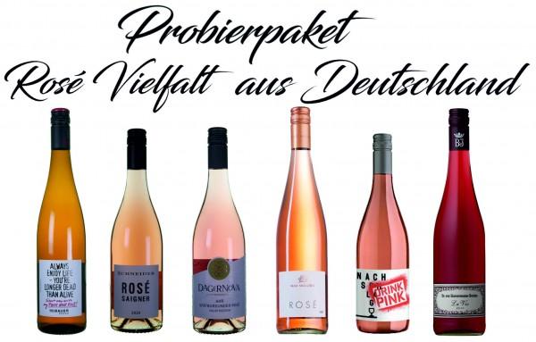 Probierpaket Deutsche Roséweine