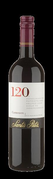 Carmenére '120' - Santa Rita - Santiago, Chile