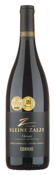 Shiraz 'Vinyard Selection' Barrique - Kleine Zalze