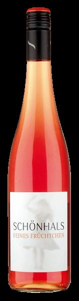 Feines Früchtchen Rosé mild - Weingut Eugen Schönhals - Biebelnheim