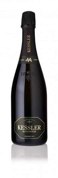 Chardonnay Sekt trocken Kessler Hochgewächs Flaschengärung - in Magnumflasche